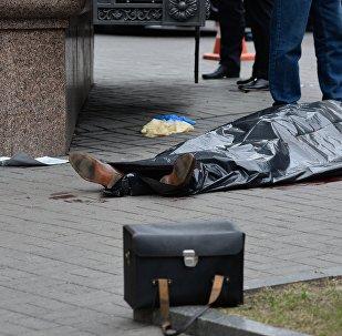 Zabójstwo Denisa Woronienkowa