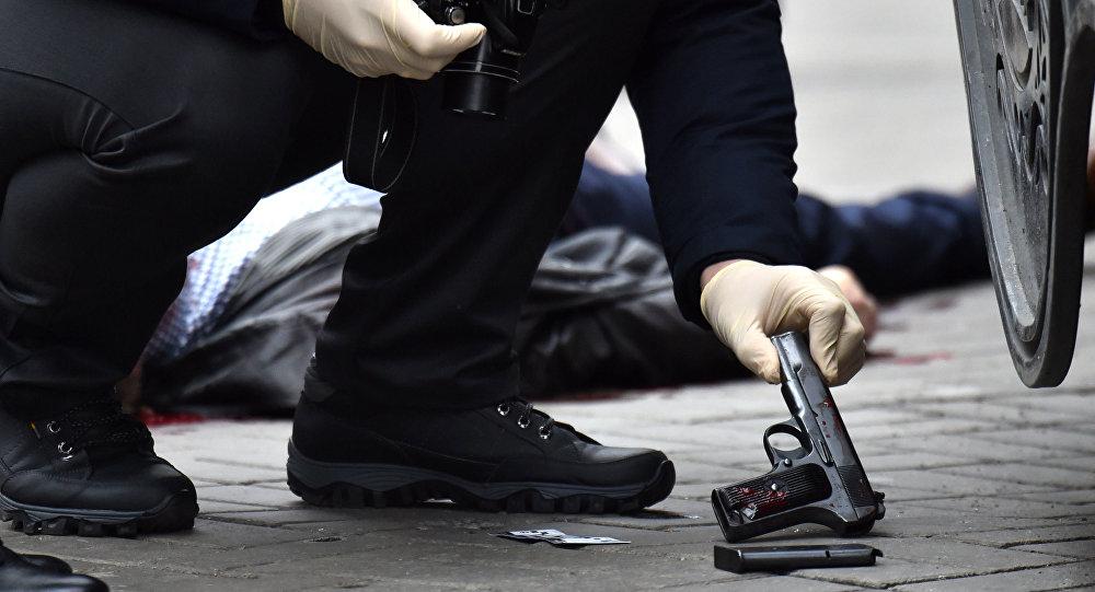 Byłego deputowanego miał zamordować 28-letni Paweł Parszow