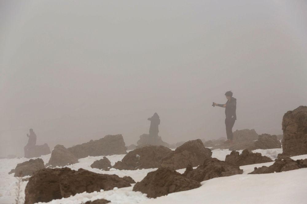 Szczyt górski Korek w irackim Kurdystanie