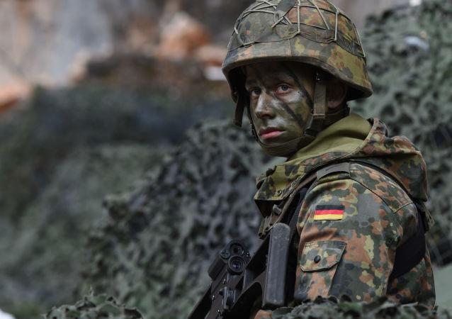 Niemcy mają obecnie najmniejszą armię w historii