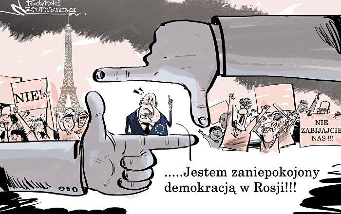 Niech żyje demokracja!