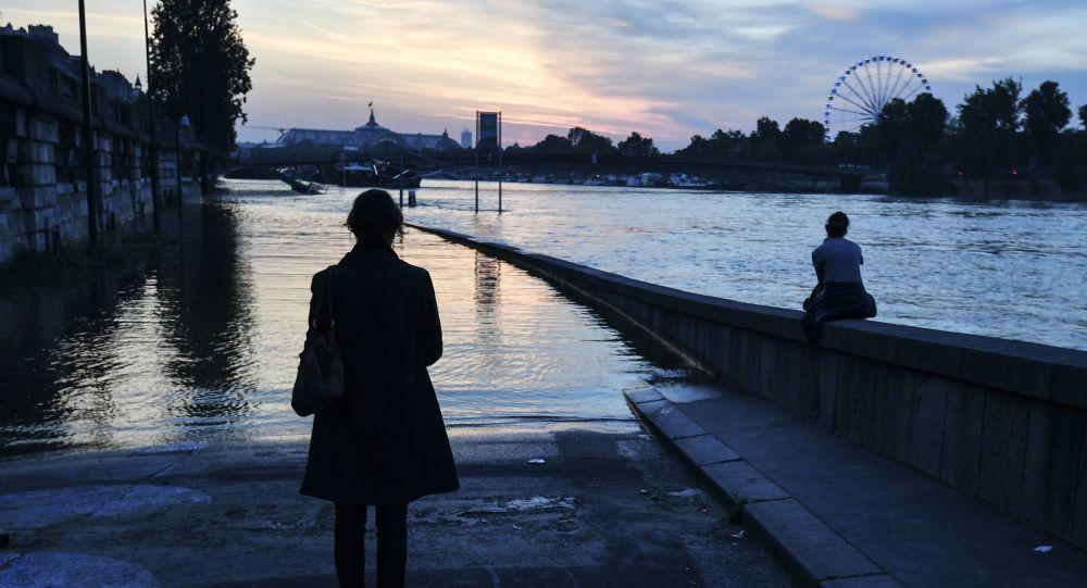 Powódź w Paryżu
