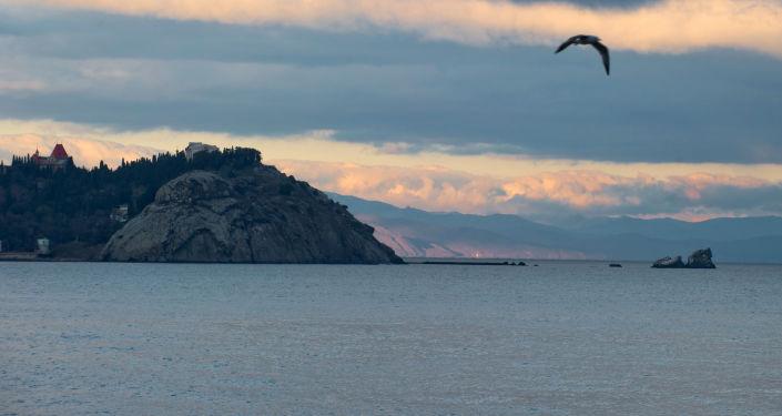 Morze Czarne. Krym