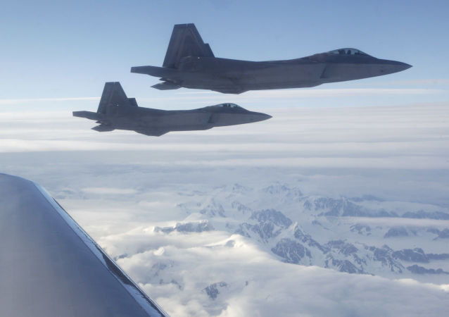 Amerykańskie myśliwce V generacji F-22