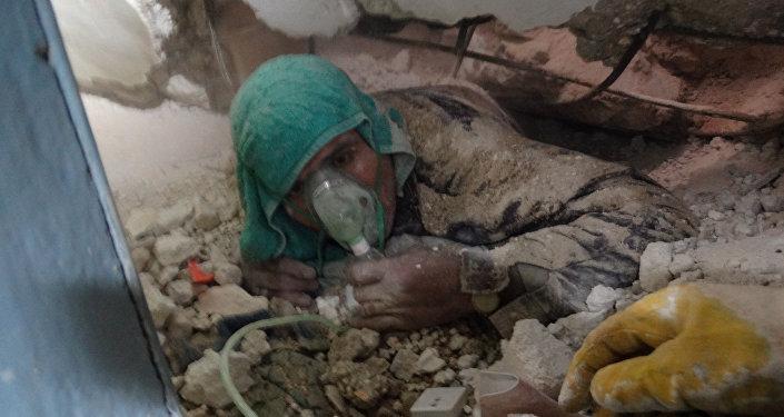 Będą nowe prowokacje z bronią chemiczną w Syrii