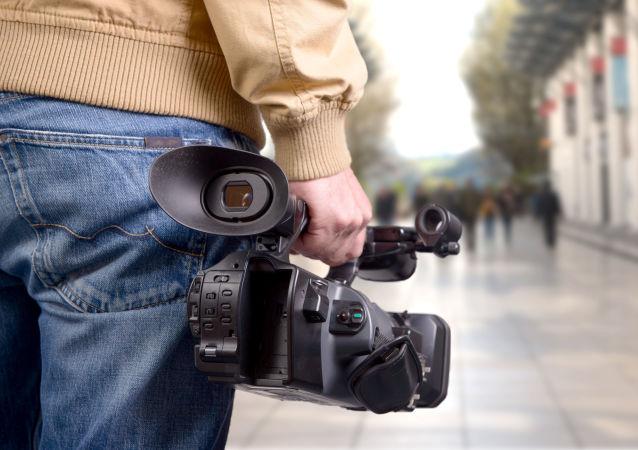 Człowiek z kamerą