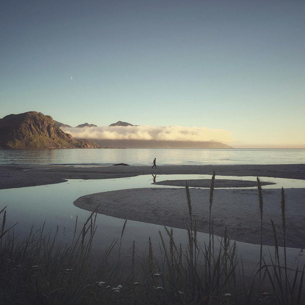 Zdjęcie Poza światem. Autor: Mariko Klug. Zwycięzca w kategorii Krajobraz.