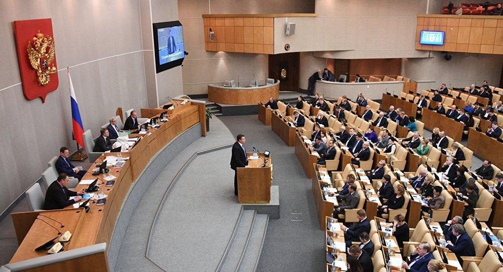 Rosyjscy eksperci opowiedzieli w Dumie Państwowej o jednostronnym naświetlaniu wyborów w Rosji przez Głos Ameryki i Radio Swoboda