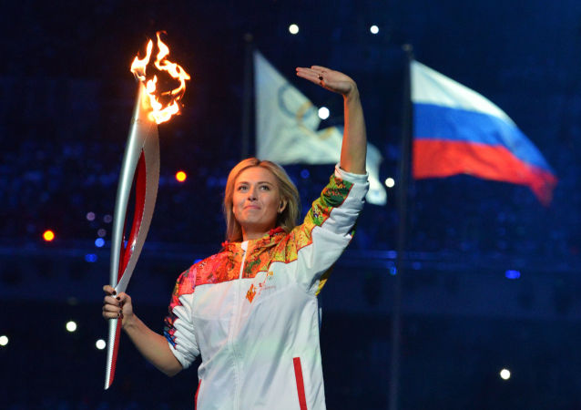 Maria Szarapowa, Soczi