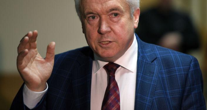 Były deputowany Rady Najwyższej Ukrainy Wołodymyr Olejnik