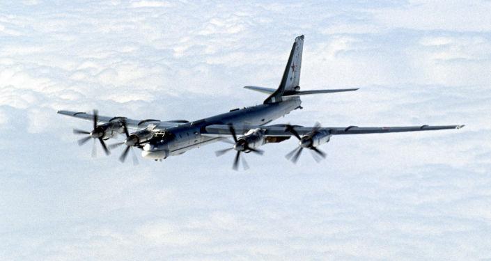 Bombowiec strategiczny Tu-95