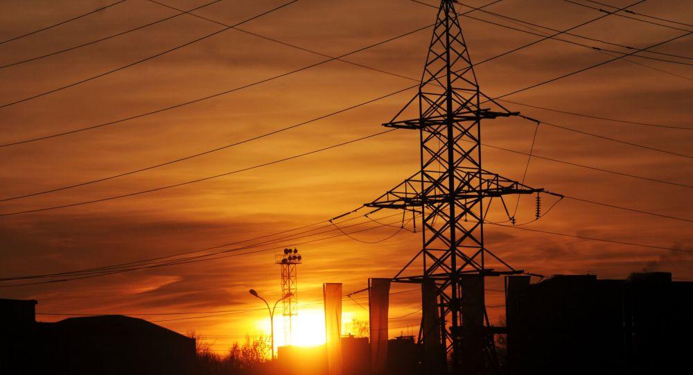 Linie energetyczne w obwodzie lwowskim