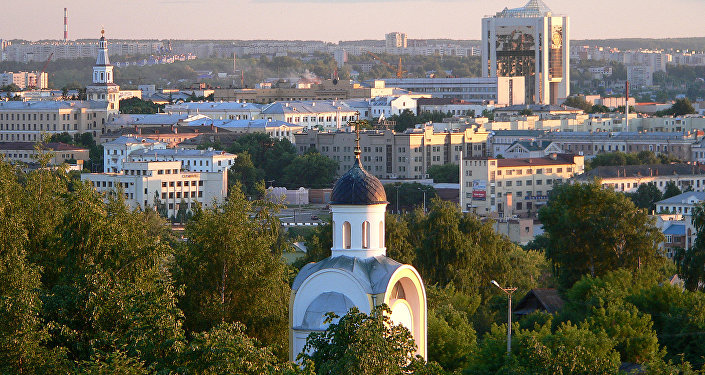 Widok na Czeboksary