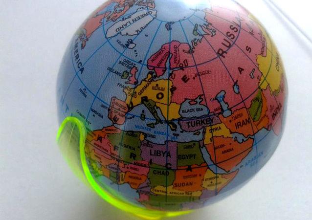 Globus bez Polski