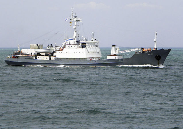 Średni okręt wywiadowczy Liman