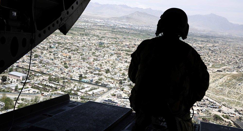 Amerykańskie wojska w Afganistanie