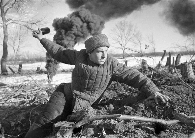 Bitwa stalingradzka. Wrzesień 1942 roku.