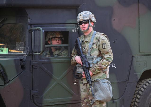 Pentagon zamierza przenieść dowództwo szczebla dywizji dla działań w Europie z Baumholder  w Niemczech do Poznania w Polsce