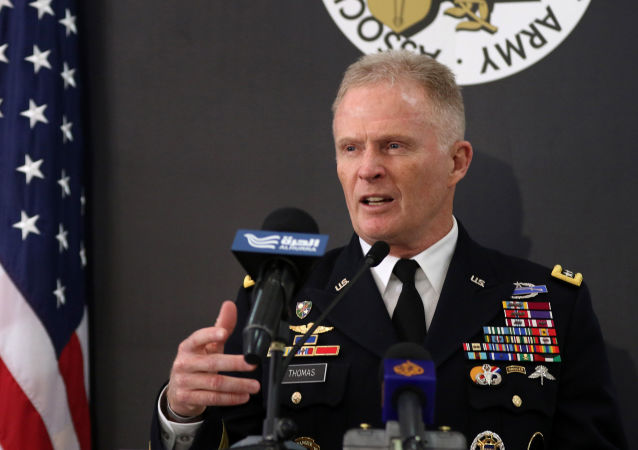 Generał Raymond Thomas