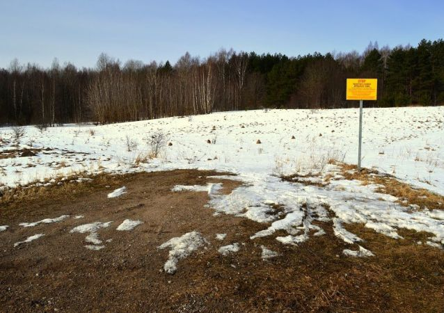 Granica Litwy i Rosji