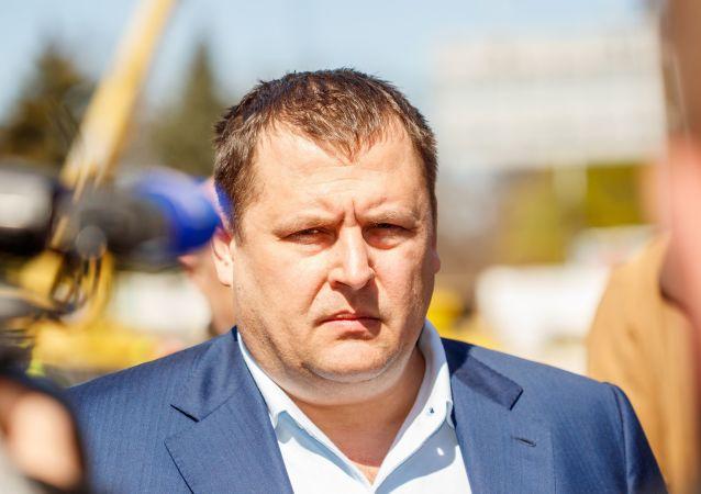 Mer Dniepra Boris Fiłatow