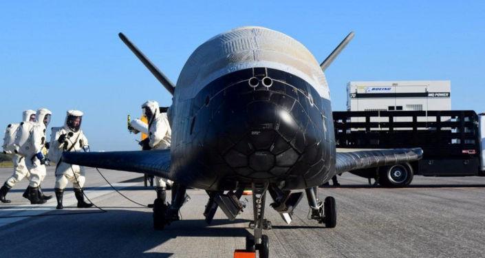 Amerykański orbitalny samolot X-37B