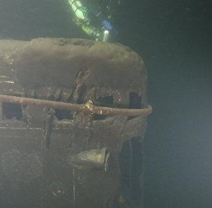 Na dnie Zatoki Fińskiej znaleziono  dwa okręty podwodne typu Szczuka