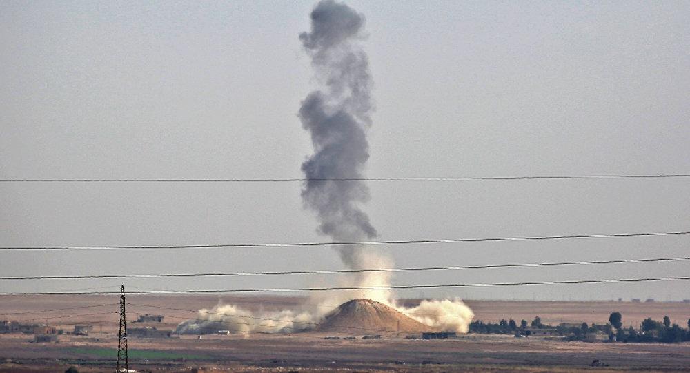 W nalocie koalicji międzynarodowej pod wodzą USA na północnym wschodzie Syrii zginęło pięciu cywilów