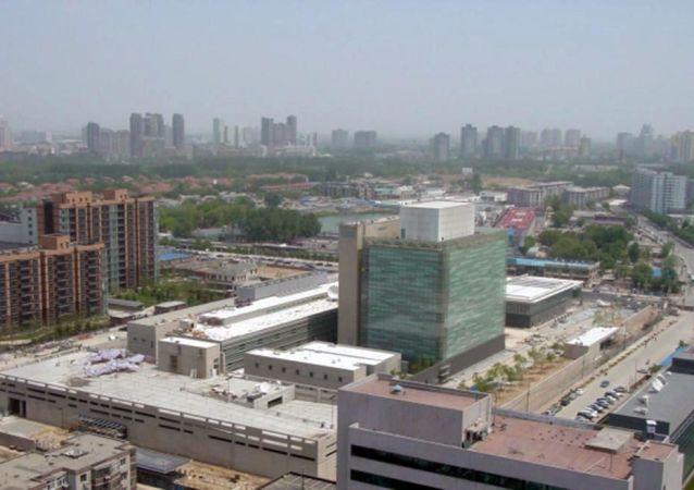 Ambasada USA w Pekinie