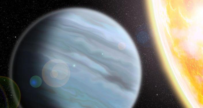 Odkryta przez uczonych planeta KELT-11b w gwiazdozbiorze Sekstanta