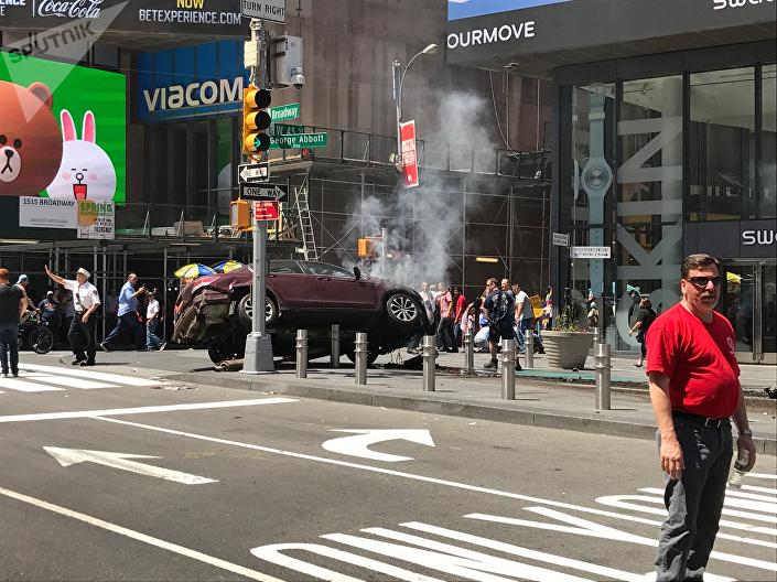 Street racing w Nowym Jorku: są ofiary