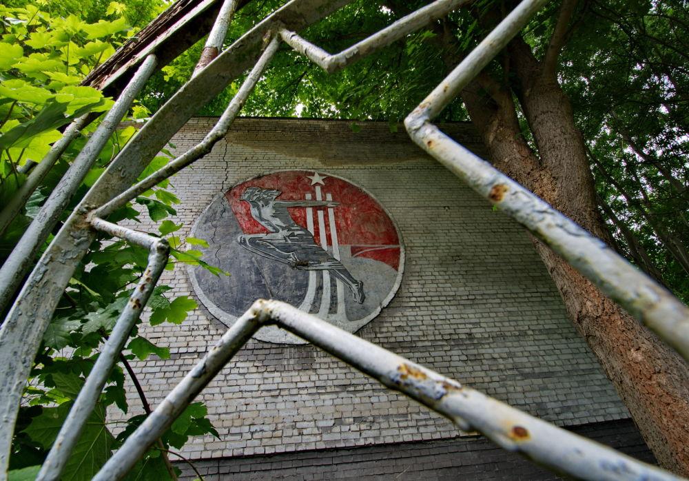 Kompleks koszarowy Krampnitz w Niemczech pod Poczdamem. W latach 1945-1994 znajdowała się tu baza wojskowa Armii Czerwonej. Został opuszczony w 1992 roku.