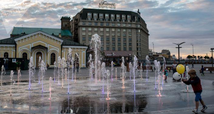 Plac Pocztowy w Kijowie