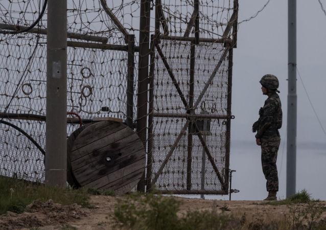 Linia demarkacyjna między Koreą Południową a Pólnocną