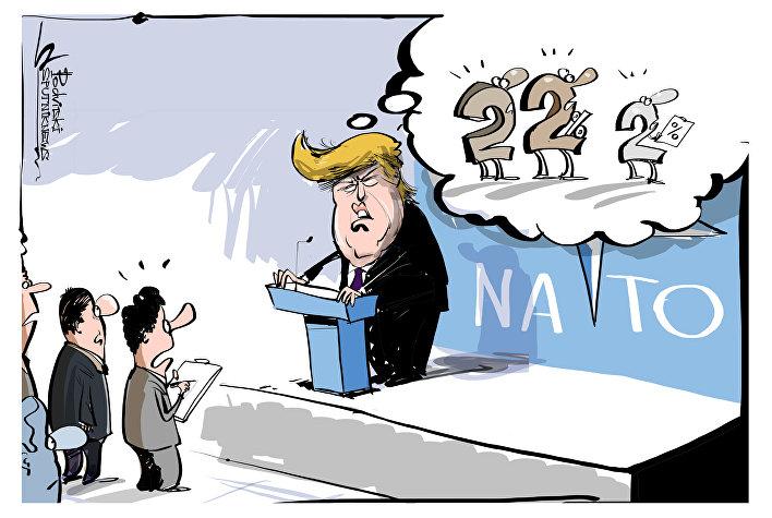 Na co NATO te 2%