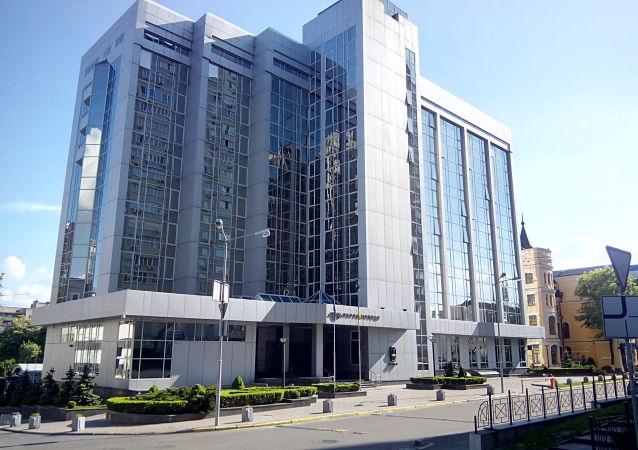 Siedziba Ukrzaliznycy