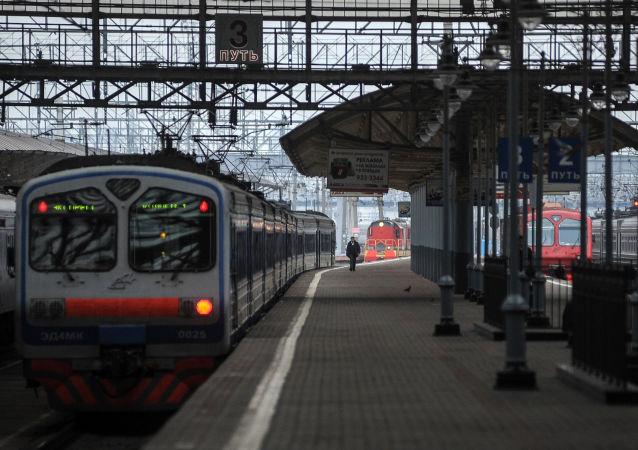 Dworzec Kijowski w Moskwie
