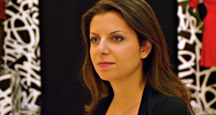 Redaktorka naczelna RT Margarita Simonian