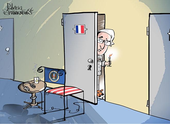 """""""Wielki Brat"""" przez 6 lat monitorował telefony przywódców Francji"""