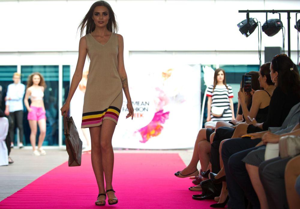 Gorąca letnia moda na Krymie