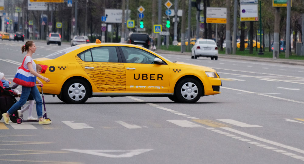 Taxi Uber
