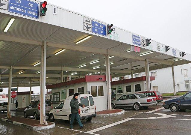 Polsko-rosyjskie przejście graniczne, Mamonowo