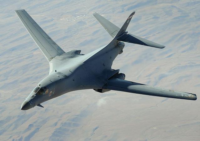 Amerykański naddźwiękowy bombowiec strategiczny B-1B