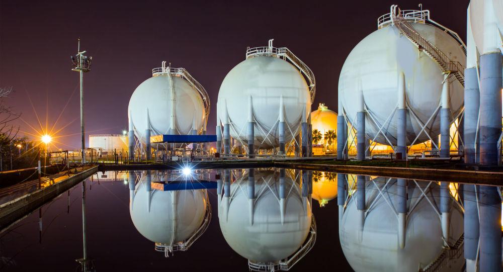 Magazyny gazu ziemnego