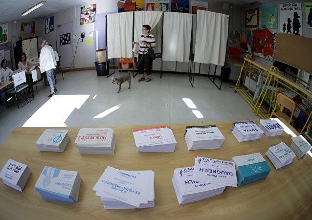 Wybory parlamentarne we Francji