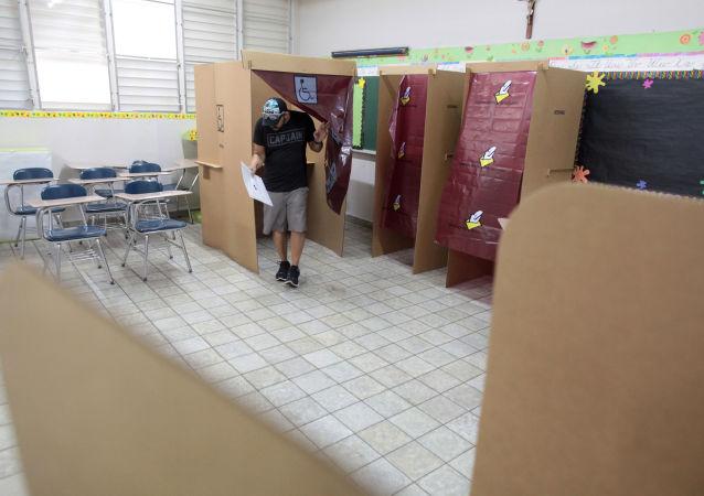 Portorykańczycy głosowali na referendum za przyłączeniem się do Stanów Zjednoczonych
