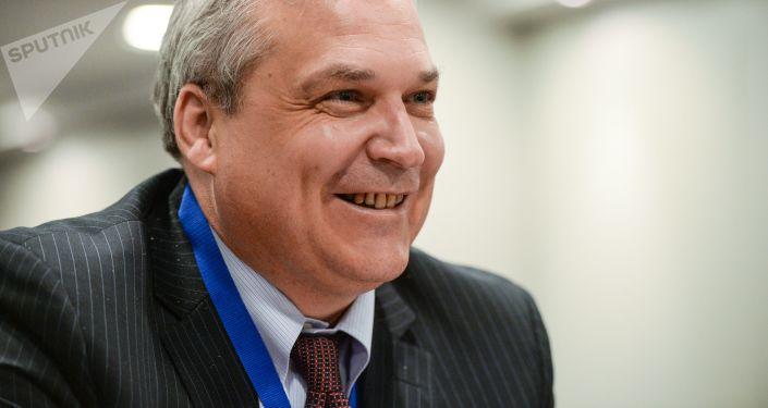 Przedstawiciel handlowy Rosji w USA Aleksander Stadnik