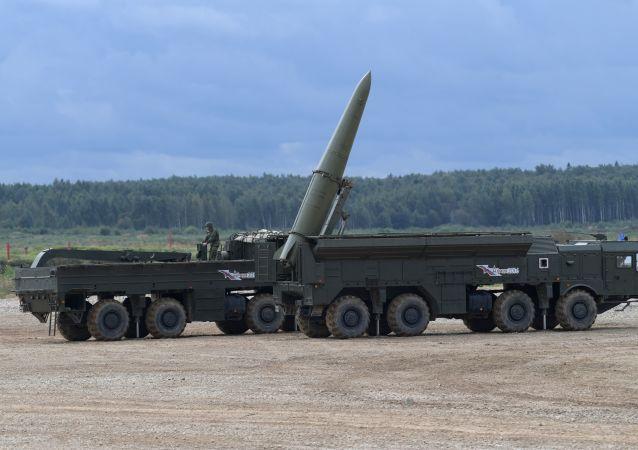 Kompleks rakietowy Iskander