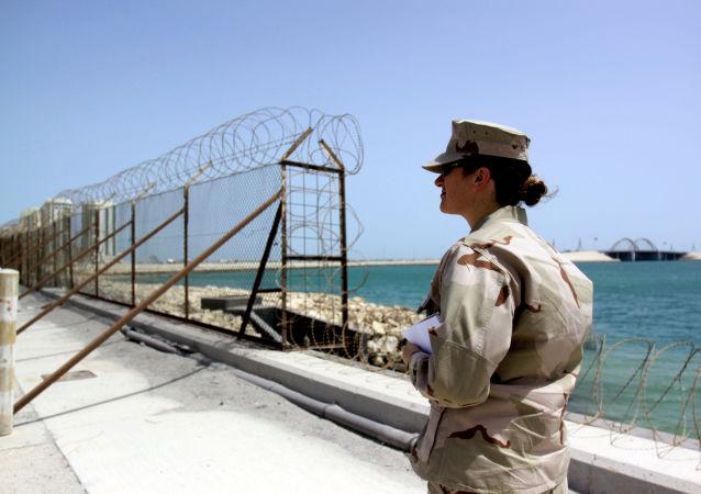 Amerykańska baza wojskowa w Bahrajnie