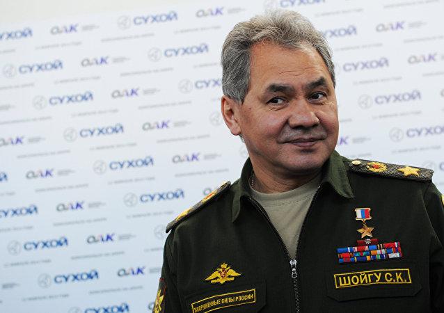 Siergiej Szojgu